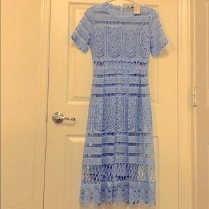 Maje Lace dress (brand new)